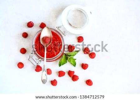 Válogatás különböző házi készítésű étel alma gyümölcs Stock fotó © furmanphoto