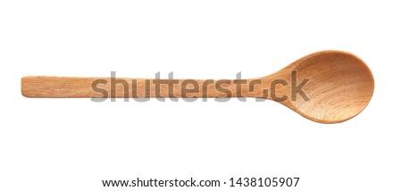Small wooden spoon  Stock photo © Digifoodstock