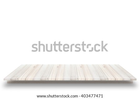 Retro ruw houten tafel display montage producten Stockfoto © artjazz
