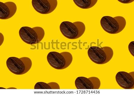 yellow bean pattern Stock photo © Witthaya