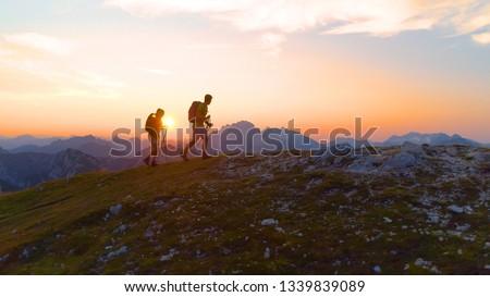trekkers stock photo © photography33