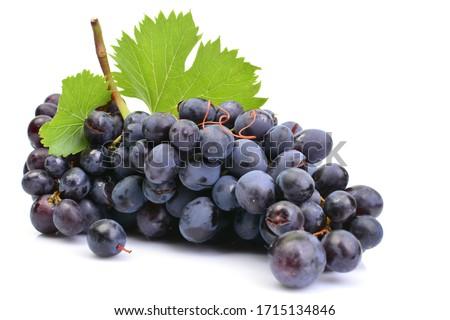 Cluster of  grapes Stock photo © Masha