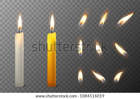 lighting the candles stock photo © forgiss