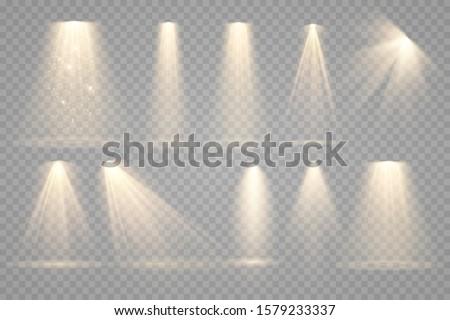 spotlight stock photo © donatas1205