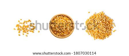 сушат кукурузы мелкий области большой Сток-фото © stockfrank