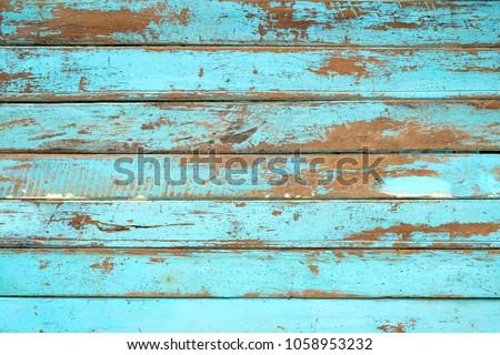vecchio · legno · verniciato · superficie · retro · abstract - foto d'archivio © dolgachov