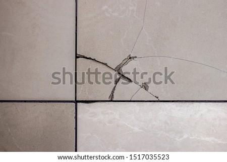 velho · pedra · azulejos · textura · parede - foto stock © lizard