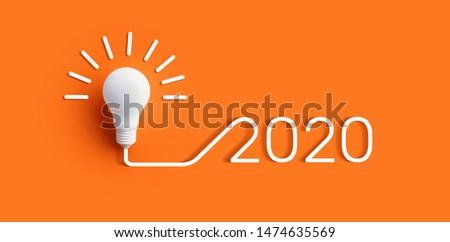 2020 concept Stock photo © goir