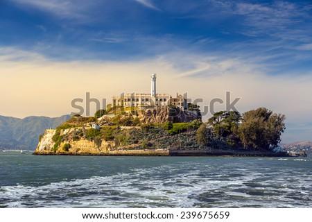 Alcatraz Stock photo © blamb