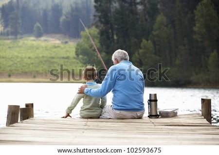 釣り · スポーツ · 背景 · 青 · 業界 · 赤 - ストックフォト © photography33