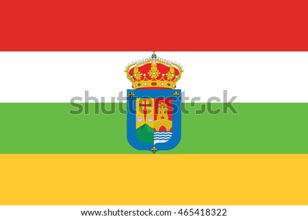 La Rioja flag Stock photo © grafvision