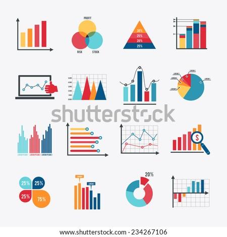 Business graph Stock photo © 4designersart