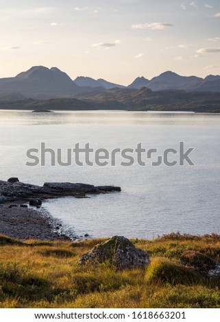 Loch Gairloch, Highlands, Scotland Stock photo © phbcz