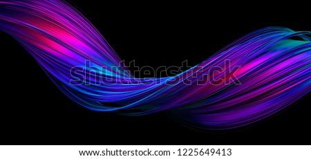 Digital 3D fondo verde pintura energía Foto stock © 4designersart