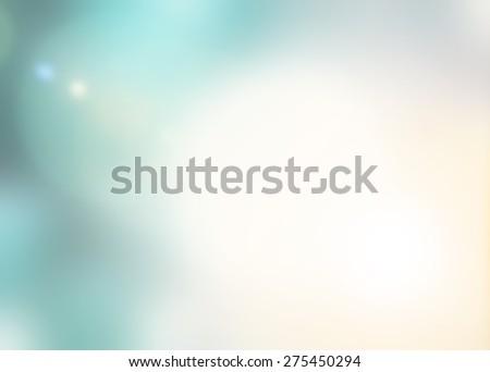Dromerig zachte wolken zon hemel Stockfoto © SArts