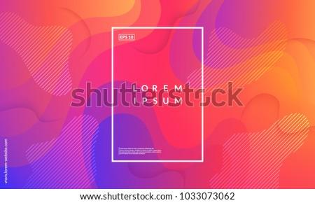 résumé · modèle · numérique · image · données · coloré - photo stock © fresh_5265954