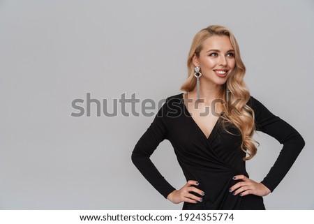 блондинка красоту позируют Cute женщину модель Сток-фото © prg0383