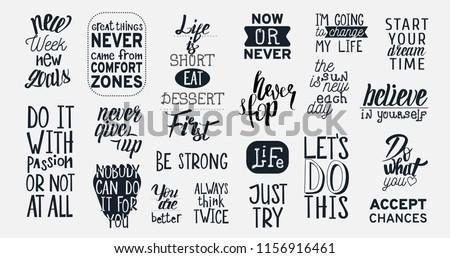 hand drawn pattern illustration set of photography sign stock photo © netkov1