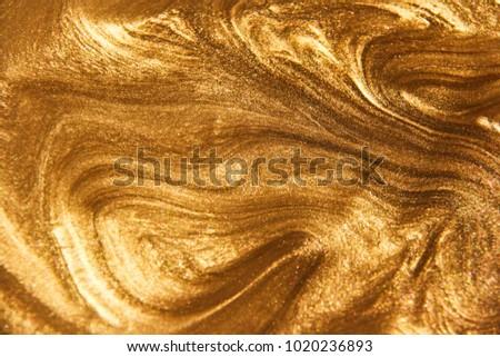 liquid gold Stock photo © zven0