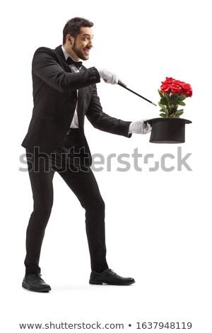 rose · costume · image · belle · marié - photo stock © vladacanon