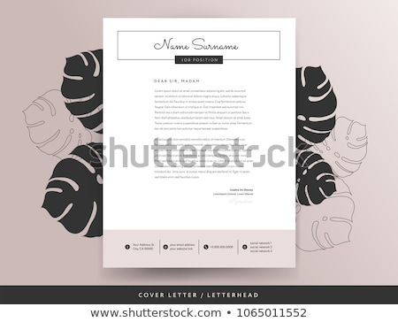Resume Background Stock Photos Stock Images And Vectors Page 2