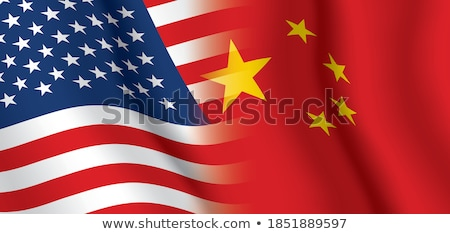 US - China Relations Stock photo © Kotenko