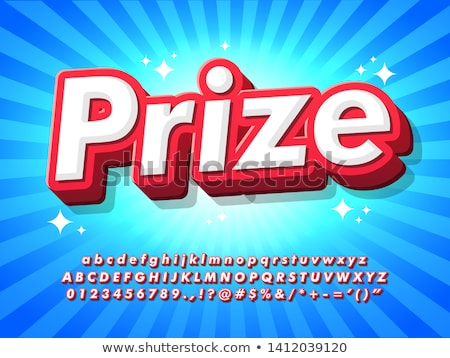 types of prizes Stock photo © get4net