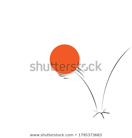 Bouncing Basketball Stock photo © ozaiachin