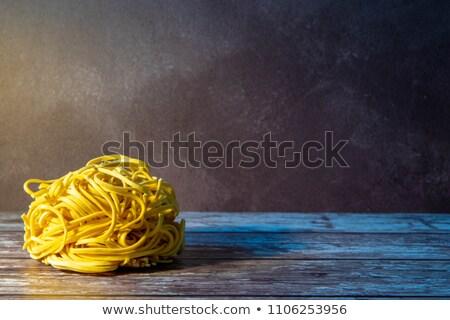 greggio · spaghetti · colore - foto d'archivio © zhekos
