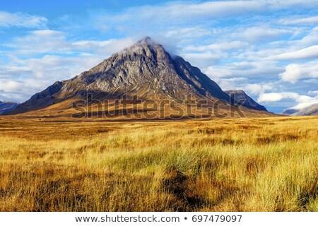 panoramic Buachaille Etive Mor Stock photo © prill
