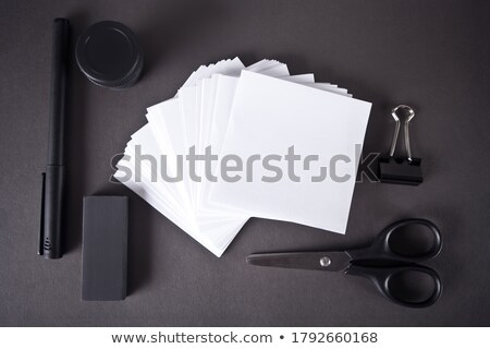 shool or business accessories Stock photo © M-studio