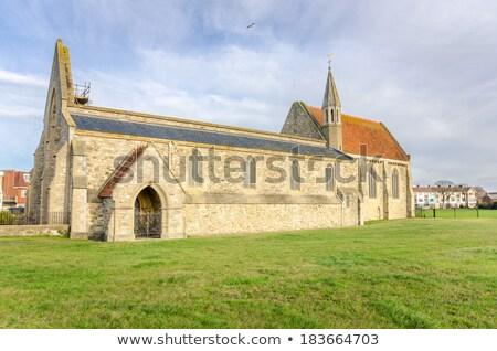 Royal église première Angleterre partiellement Photo stock © Snapshot