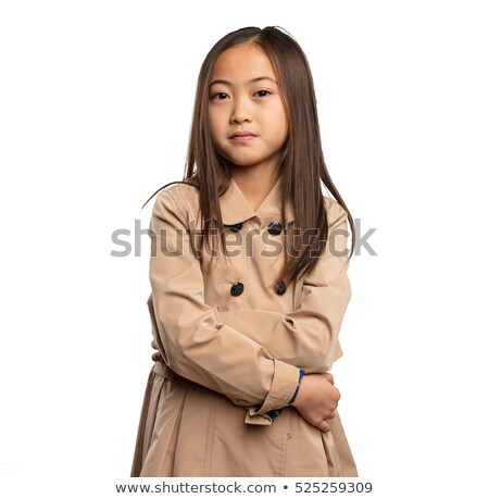 angry little girl grinning stock photo © photography33