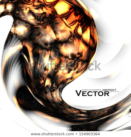 fractal · frame · lay-out · uniek · textuur · abstract - stockfoto © arenacreative