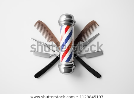 barber shoppole stock photo © wolterk