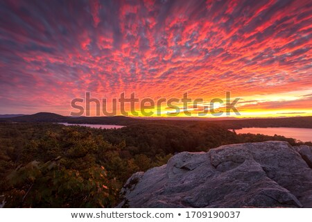 brilliant sunset stock photo © thomaseder