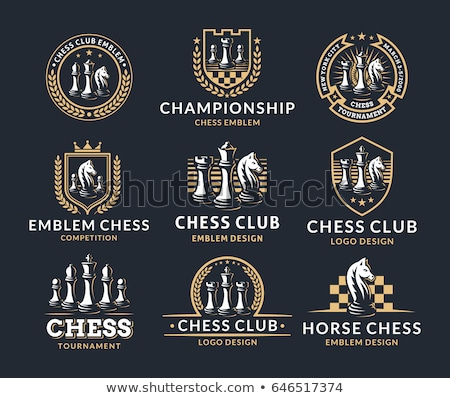 vector emblems for sports clubs stock photo © digitalmojito