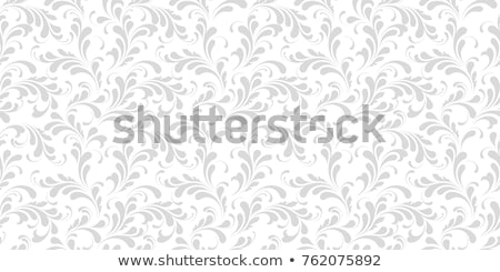 decorative floral pattern stock photo © creative_stock