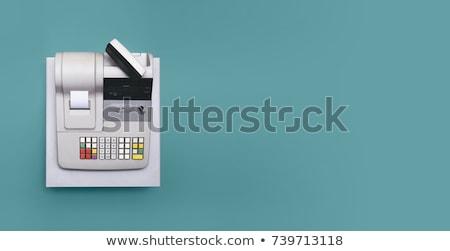numerário · ponto · 12 · banco · imprensa · euro - foto stock © ruslanomega