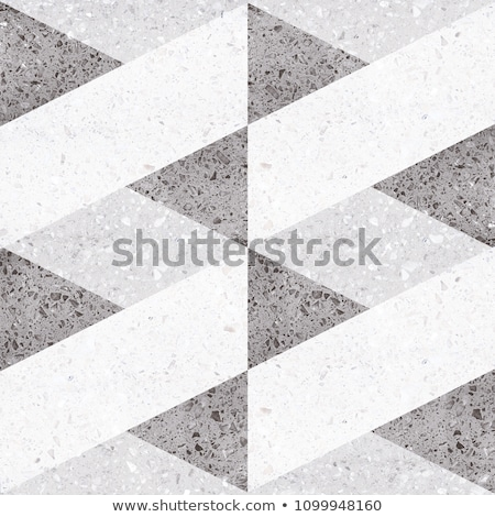 Fashionable bathroom with marble floor stock photo © jrstock