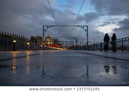 雲 雨 屋根 ワイン 秋 雨の ストックフォト © SergeyAndreevich