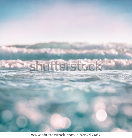 Ocean Tides and Currents Stock photo © bluering