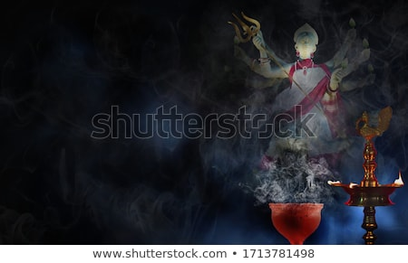 Godin gelukkig illustratie achtergrond macht god Stockfoto © vectomart
