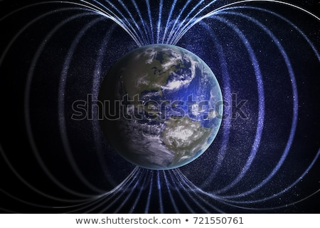 Magnetic field Stock photo © bluering