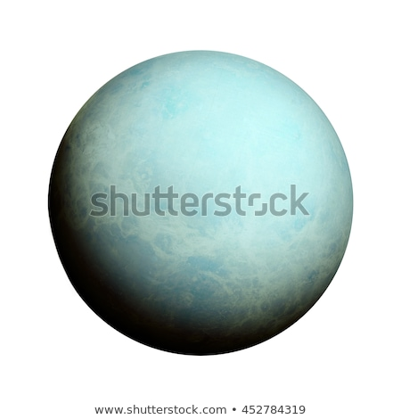 Planet Uranus Stock photo © bluering