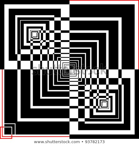 soyut · renkli · şablon · vektör · dizayn - stok fotoğraf © sarts