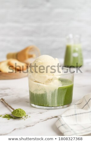 Perfect drinken hot zomer Stockfoto © klsbear
