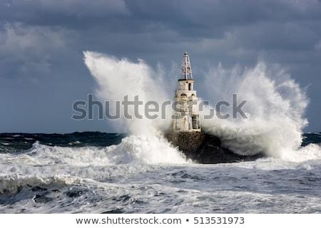Black Rock Lighthouse Stock photo © benkrut