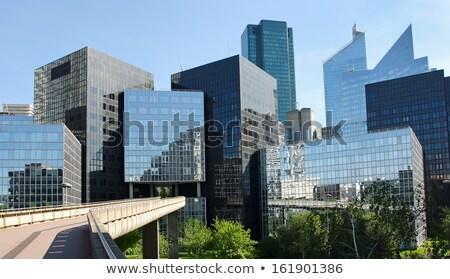 Skyscrapers of la Defense Stock photo © Givaga
