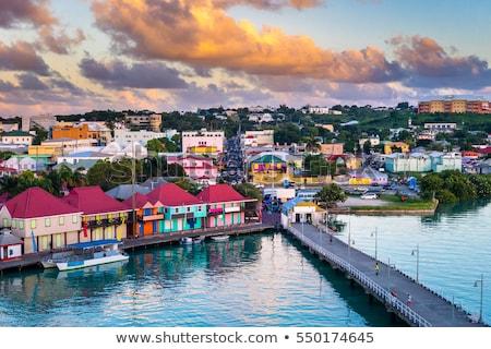 Saint John Waterfront Stock photo © blamb